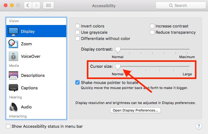 problème géle sur macbook