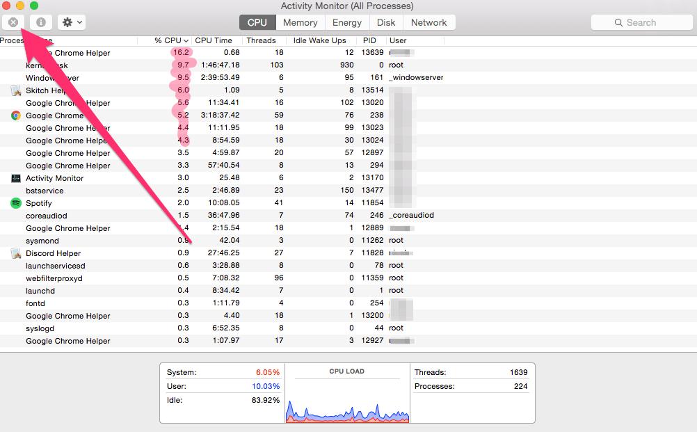 Fan de MacBook si fort