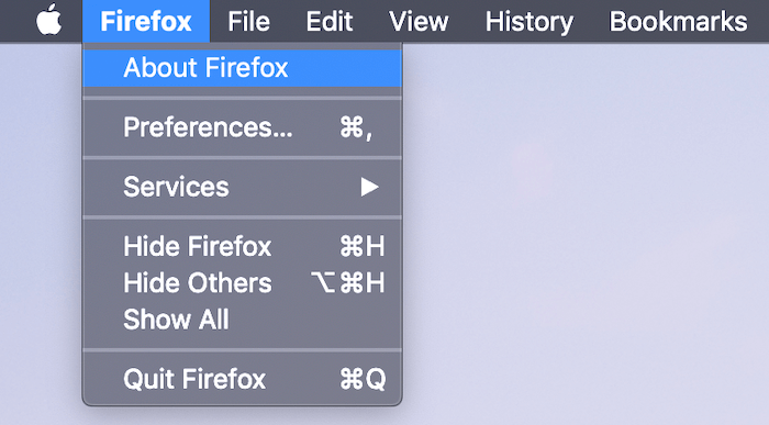 Firefox lent sur Mac